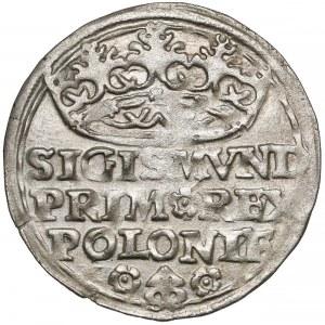 Zygmunt I Stary, Grosz Kraków 1528 - data 15Z/Z8/8
