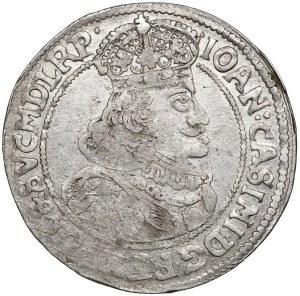 Jan II Kazimierz, Ort Poznań 1659 AT - błąd SV_C