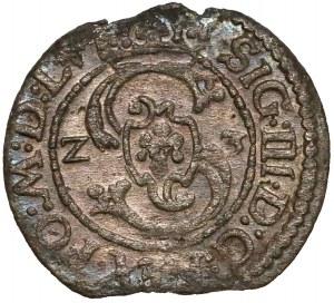 Zygmunt III Waza, Szeląg Wilno 1623