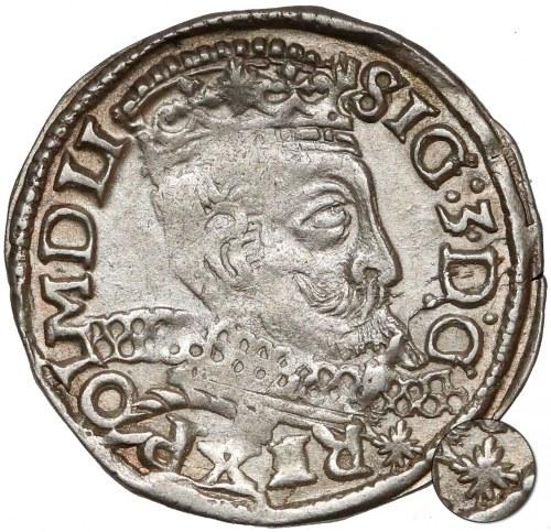 Zygmunt III Waza, Trojak Wschowa 1597 - z