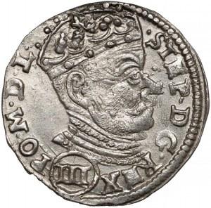 Stefan Batory, Trojak Wilno 1581 - (III) - b.ładny