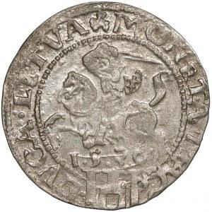 Zygmunt I Stary, Grosz Wilno 1536 - litera I - styczeń - b.ładny