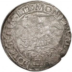 Zygmunt I Stary, Grosz Wilno 1535 - litera N - listopad