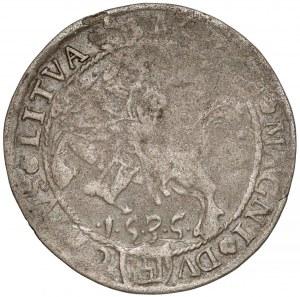 Zygmunt I Stary, Grosz Wilno 1535 - bez znaku - sierpień