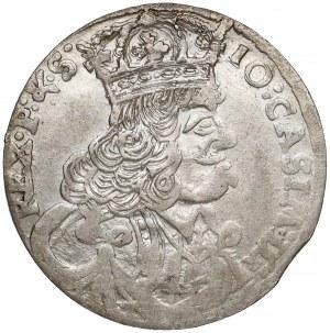 Jan II Kazimierz, Ort Kraków 1657 SCH - ładny