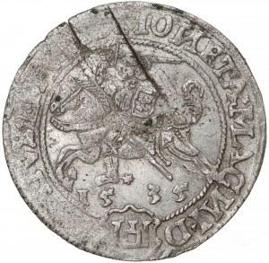 Zygmunt I Stary, Grosz Wilno 1535 - wczesny