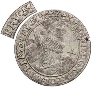 Zygmunt III Waza, Ort Bydgoszcz 1621 - przebitka PRS/V