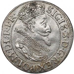 Zygmunt III Waza, Ort Gdańsk 1611 - kropka po