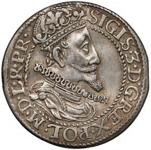 Zygmunt III Waza, Ort Gdańsk 1614 - kropka po