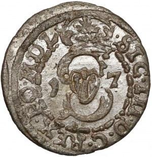 Zygmunt III Waza, Szeląg Wilno 1617