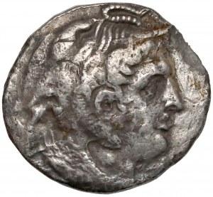 Egipt, Ptolemeusz I, Tetradrachma Aleksandria (~306-300)