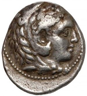 Macedonia, Aleksander III Wielki, Tetradrachma Babilon (323-317)
