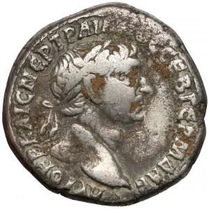 Trajan, Tetradrachma Antiochia (112-113)