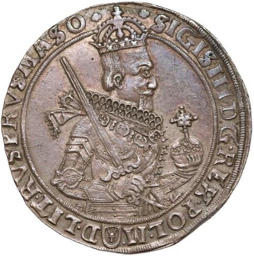 Zygmunt III Waza, Talar Bydgoszcz 1630 II - wąski portret - PIĘKNY