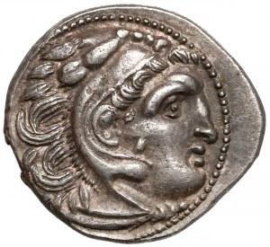 Grecja, Tracja, Lizymach, Drachma Kolofon (305-281)
