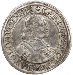 Austria, Ołomuniec, 6 krajcarów 1674
