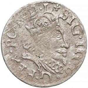 Zygmunt III Waza, Grosz Wilno 1607 - DV.LIT