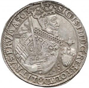 Zygmunt III Waza, Talar Bydgoszcz 1630 II - szeroki portret