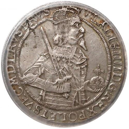 Władysław IV Waza, Talar Toruń 1637 II