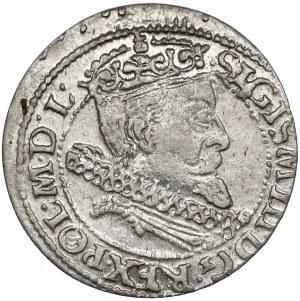 Zygmunt III Waza, Grosz Kraków 1605 - SIGISM
