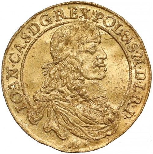 Jan II Kazimierz, Dwudukat Gdańsk 1658 DL - rzadkość
