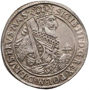 Zygmunt III Waza, PÓŁTALAR Bydgoszcz 1628 II