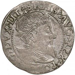 Zygmunt II August, Grosz na stopę litewską 1559 - LITV