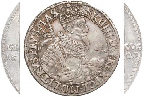 Zygmunt III Waza, Ort Bydgoszcz 1620 - inicjały II V.E