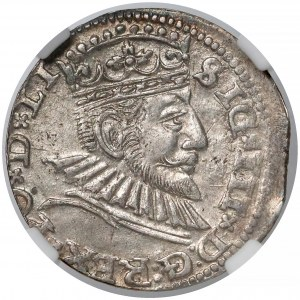 Zygmunt III Waza, Trojak Ryga 1592