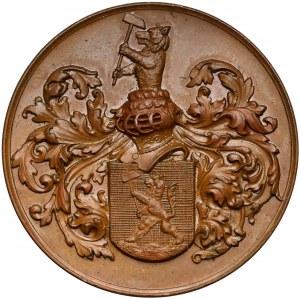 Łotwa, Medal Ryga - A. Wolfschmidt