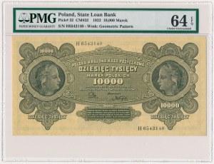 10.000 mkp 1922 - H