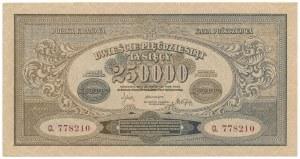 250.000 mkp 1923 - CL - numeracja szeroka