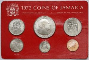 Jamajka, zestaw rocznikowy 1972