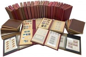 Kolekcja znaczków polskich 1944-2001, Tom I-XXIII + 15