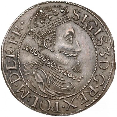 Zygmunt III Waza, Ort Gdańsk 1611 - bardzo ładny