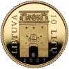 Litwa, 10 litu 2007 - Ostra Brama - komplet emisyjny