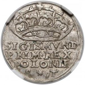 Zygmunt I Stary, Grosz Kraków 1547