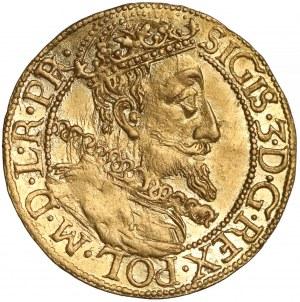 Zygmunt III Waza, Dukat Gdańsk 1611 - piękny