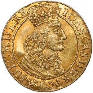 Jan II Kazimierz, Dukat Gdańsk 1650 GR - bardzo rzadki