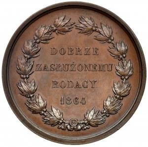 Polska, Medal Aleksander Fredro 1864
