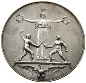 Polska, Krajowy Turniej Szermierczy Lwów 1901