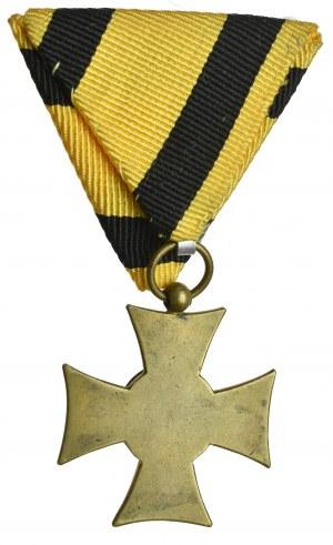 Austro-Węgry, Krzyż za XX lat służby