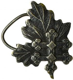 II RP, Emblemat na patkę 49 huculskiego pułku strzelców