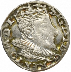 Zygmunt III Waza, Trojak 1593 Wilno