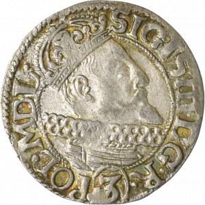 Zygmunt III Waza, 3 krucierze 1615 Kraków - POL
