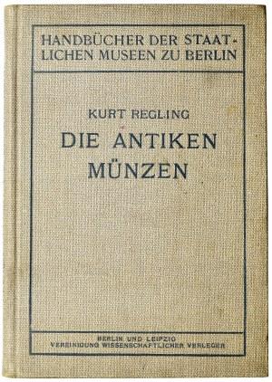 Kurt Regling, Die antiken münzen nach Alfred von Sallet