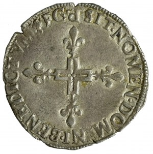 Henryk Walezy, Podwójny sol 1578 Dijon