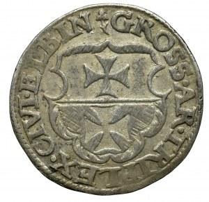 Zygmunt I Stary, Trojak 1540 Elbląg