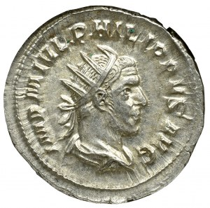Rzym, Filip I Arab, Antoninian Rzym