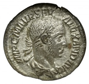 Rzym, Aleksander Sewer, Denar Rzym
